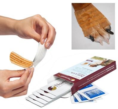 Natürliches Leckschutz-Pflaster Anti-Lick-Strip für Katzen