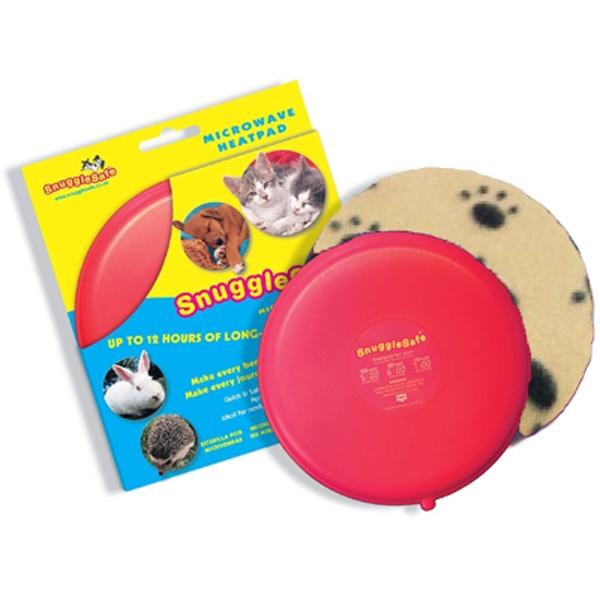 Wärmekissen von SnuggleSafe - 10 Stunden Wärme für deine Katze