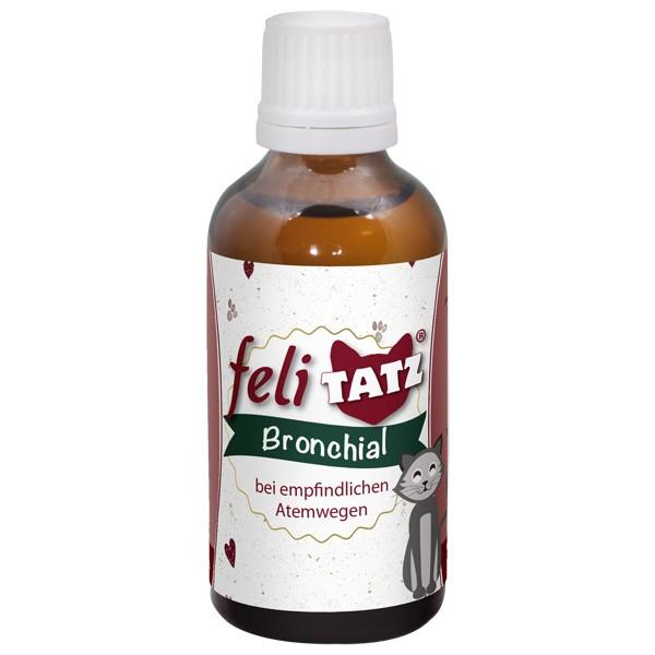 feliTATZ Bronchial bei Husten, Schnupfen und Atemwegsproblemen von Katzen